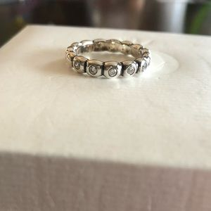 Authentic Pandora Ring size 56